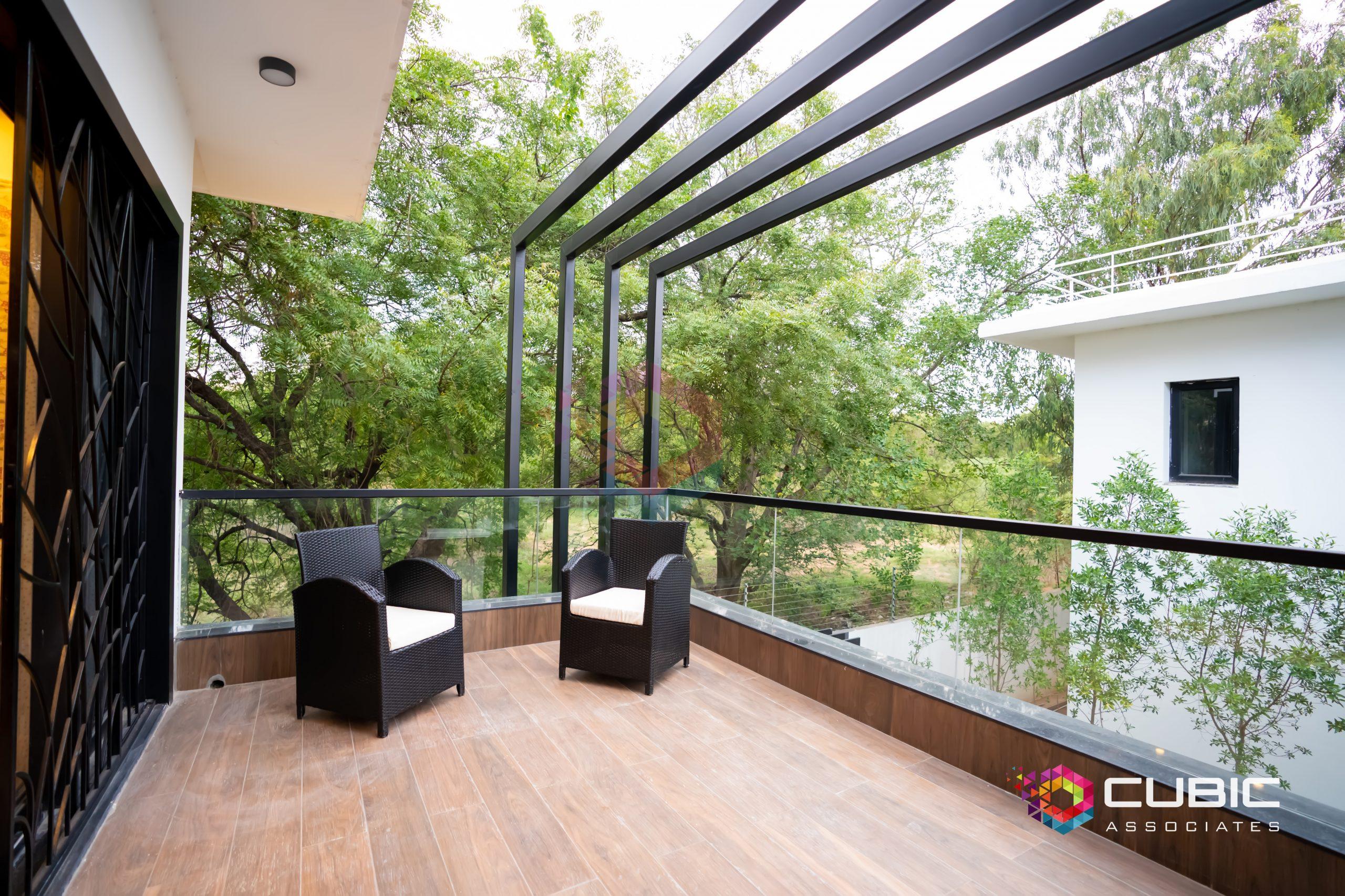 balcony decors